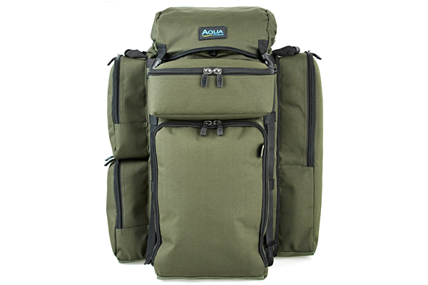 Large Rucksack Black Series