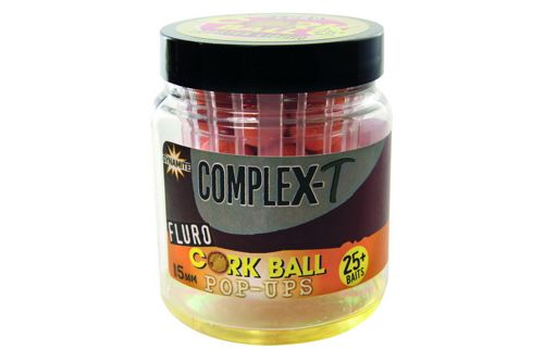 CompleX-T Fluro (Corkball) 15mm Pop Ups