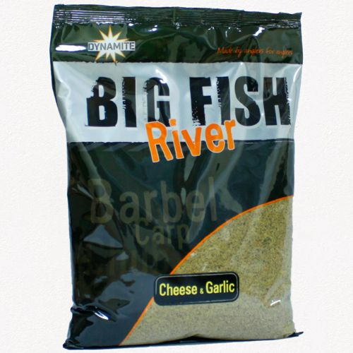Big Fish Groundbait Garlic & Cheese