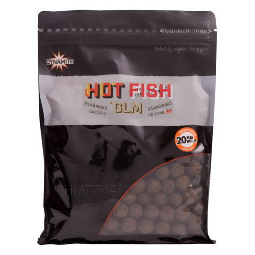Hot Fish & GLM 15mm 1kg