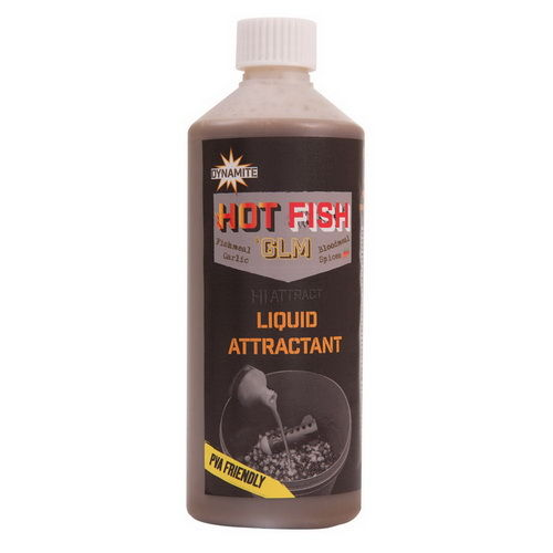 Hot Fish & GLM Liquid 500ml