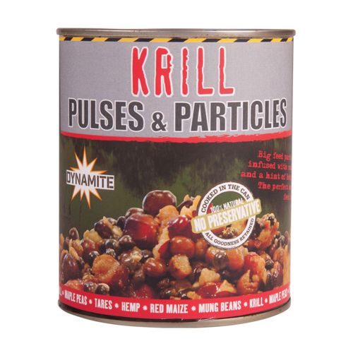 Frenzied Pulse Krill Parti-Mix 700g