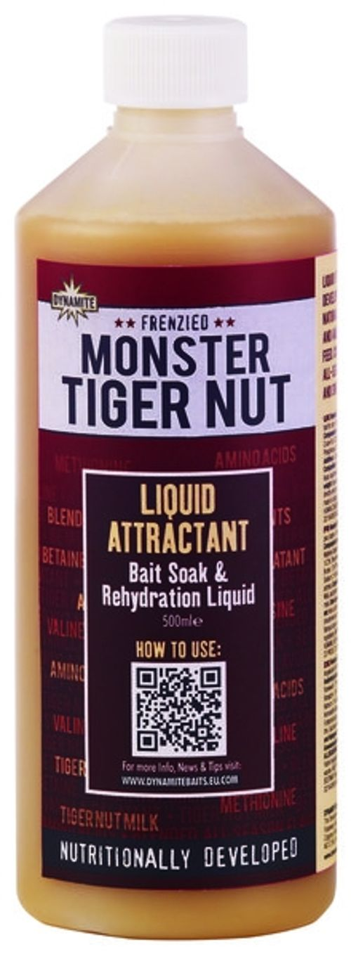 Monster Tiger Nut Liquid 500ml