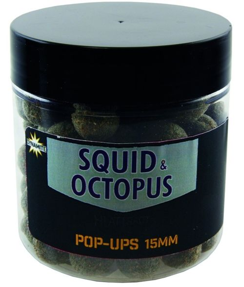 Squid & Octopus 15mm Pop Up