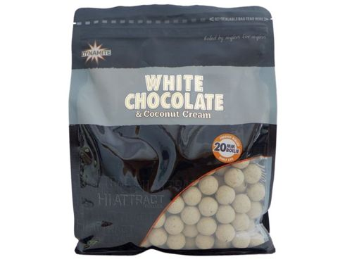 White Chocolate & Coconut Cream (15mm/20mm) 1kg