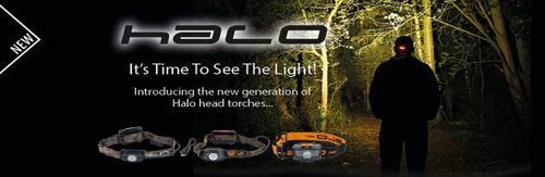 Halo Headlamp