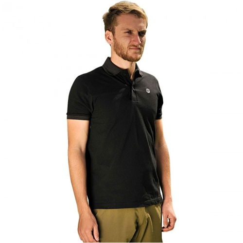 Black Polo Shirt M Size