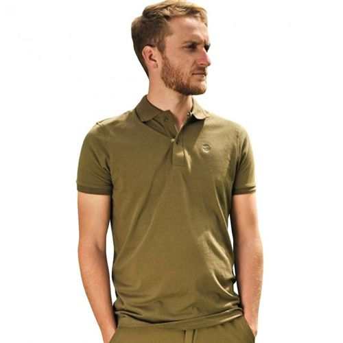 Green Polo Shirt M Size