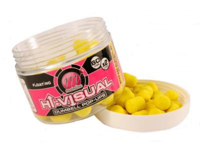 Hi Visual Pineapple Juice 10mm Dumbell Pop Ups