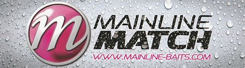 Mainline Baits Sticker Blue