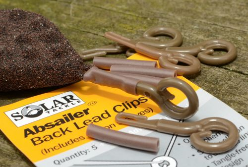 Absailer Back Lead Clips