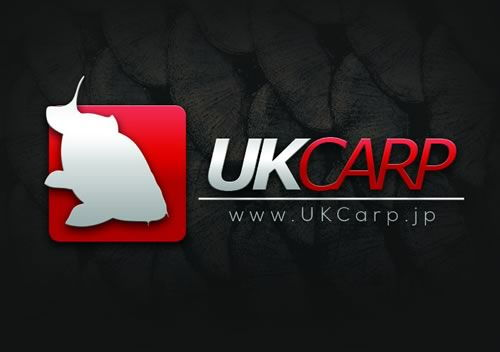 UK Carp Sticker MK3 - Small