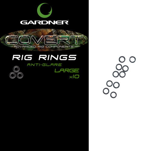 Covert Rig Rings Anti Glare Large