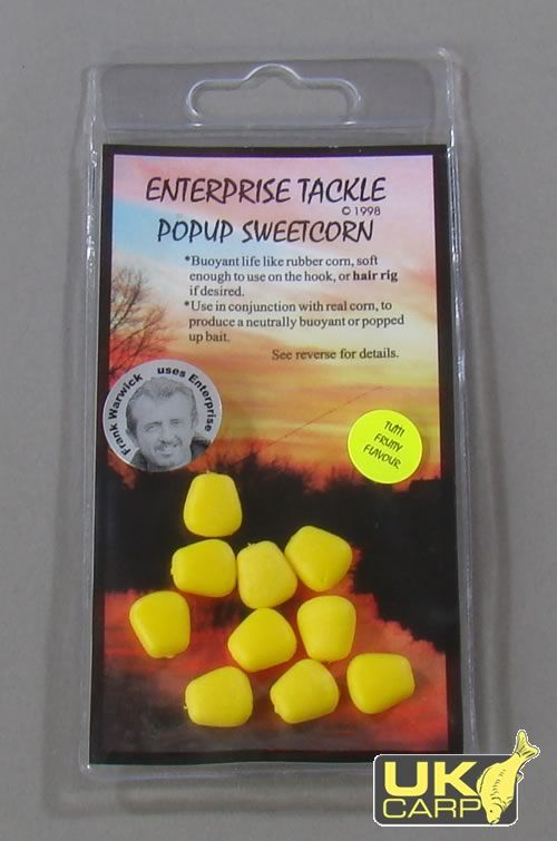 Popup Sweetcorn Yellow-Tutti Fruity