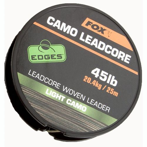 Edges Adaptive Camouflage Leadcore Green 25m