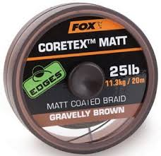 Edges Coretex Gravelly Brown 35lb/15.9kg 20m