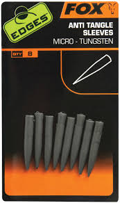 Edges Micro Tungsten Anti Tangle Sleeves