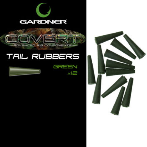 Covert Tail Rubbers Green