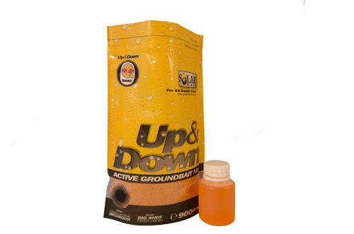 Quench Up & Down Mix 1kg