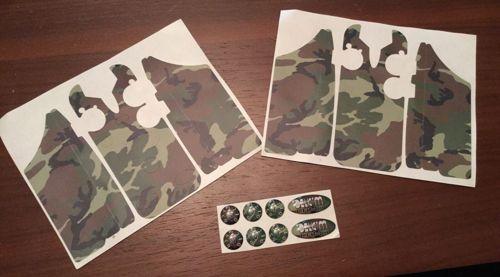 Custom Delkim Stickers